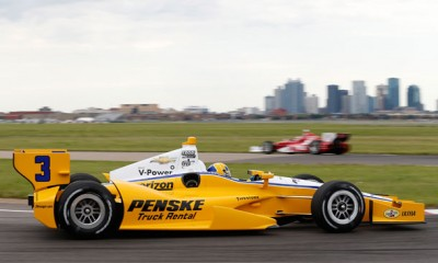 IZOD IndyCar Series, Edmonton, Castroneves, Pagenaud, Dixon, Hunter Reay, Power, Wilson, sport, motori