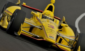 05-15-Castroneves-On-Course-Indy-Std