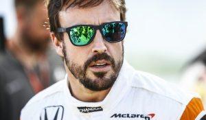 Albert Park, Melbourne, Australia. Thursday 23 March 2017. Fernando Alonso, McLaren. World Copyright: Steven Tee/LAT Images ref: Digital Image _R3I8784